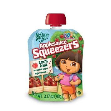 Nature's Child Nickelodeon Squeezers Nature's Child Nickelodeon Dora Applesauce Squeezers