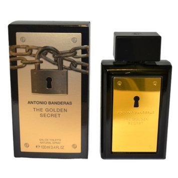 Antonio Banderas The Golden Secret Eau de Toilette Spray, 3.4 fl oz