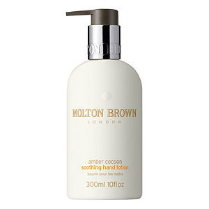 Molton Brown Amber cocoon fine hand lotion