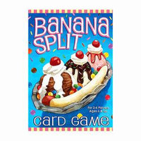 U.S. Games Systems Banana Split Card Game Ages 6 and up, 1 ea