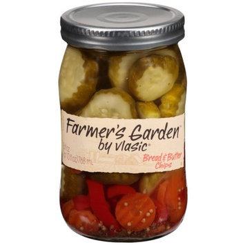 vlasic Farmer's Garden by Vlasic Bread & Butter Pickle Chips 26 oz