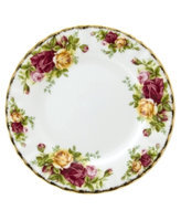 Royal Albert Old Country Roses Bread & Butter Plate