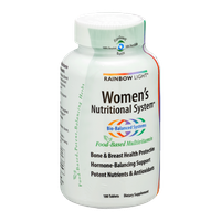 Rainbow Light Women's Nutritional System Tablets - 180 CT