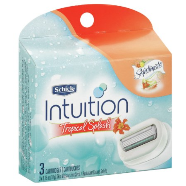 Schick Intuition Skintimate Cartridges