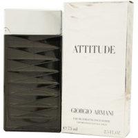 Armani Attitude By Giorgio Armani For Men, Eau De Toilette Spray, 2.5-Ounce Bottle