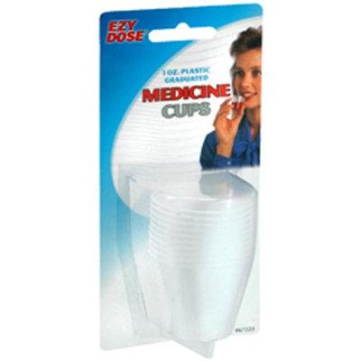 Ezy Dose Ezy-Dose Plastic Graduated Medicine Cups, 10 each by Ezy-Dose
