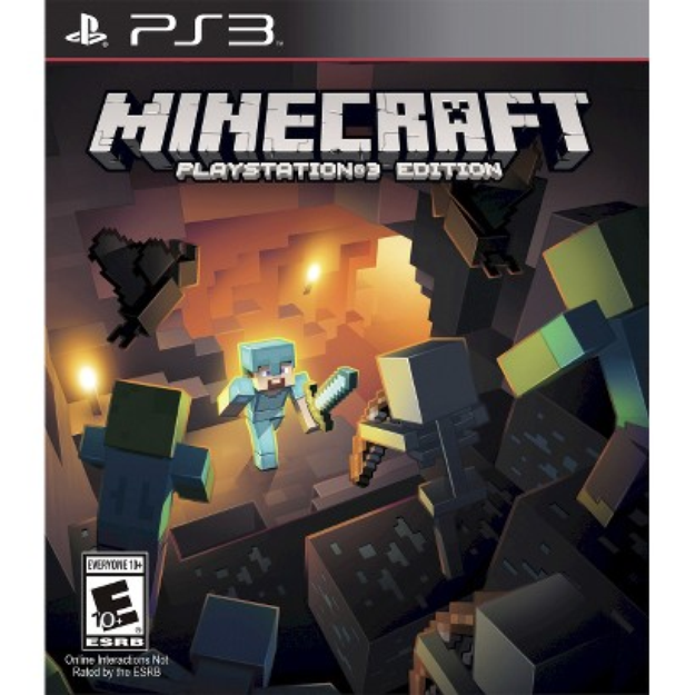 Sony Minecraft (PlayStation 3)