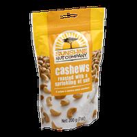 Sunshine Nut Company Cashews Roasted with a Sprinkling of Salt