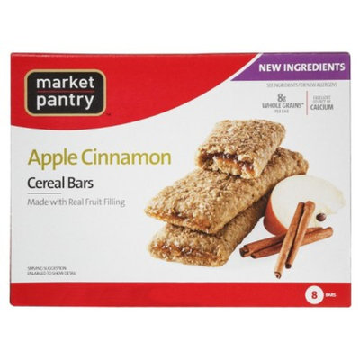 Market Pantry Apple & Cinnamon Whole Grain Cereal Bars