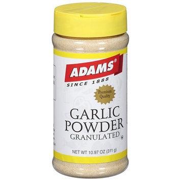 Adams Granulated Garlic Powder Spice, 311g