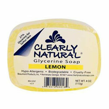 Clearly Naturals Clearly Natural 216648 Glycerine Bar Soap
