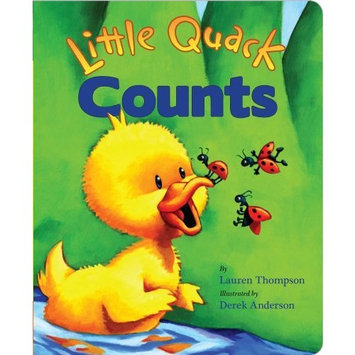Little Quack Counts