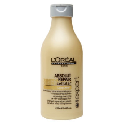 L'Oréal Paris Professionnel Absolut Repair Cellular Repairing Shampoo, 8.45 fl oz