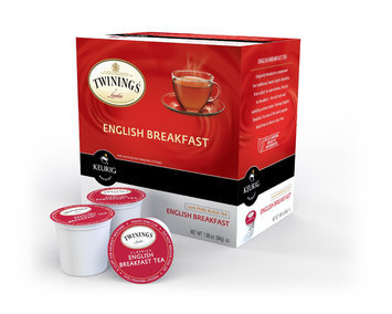 Keurig - Twinings English Breakfast Tea K-Cups (108-Pack)