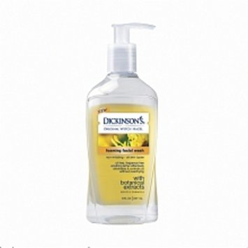 Dickinson's Original Witch Hazel Foaming Facial Wash - 8.0fl oz