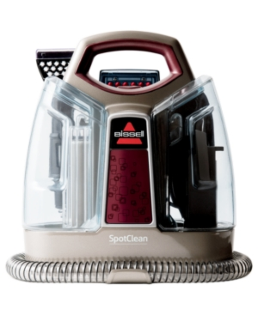 Bissell 5207A Vacuum, Spot Clean Plus Carpet Cleaner