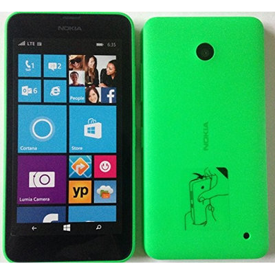 Nokia Lumia 635 Quad-Core 1.2GHz Boost Mobile Cell Phone