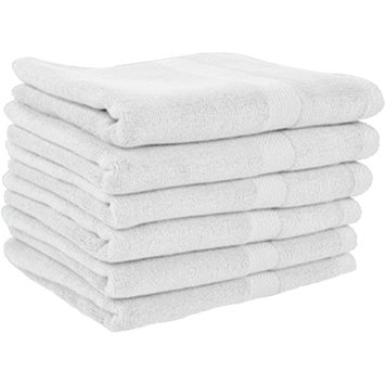 100% Cotton Hotel Grade Washcloths - Hand-Face Towels Pack - Extra Soft Ring Spun Cotton Washcloths