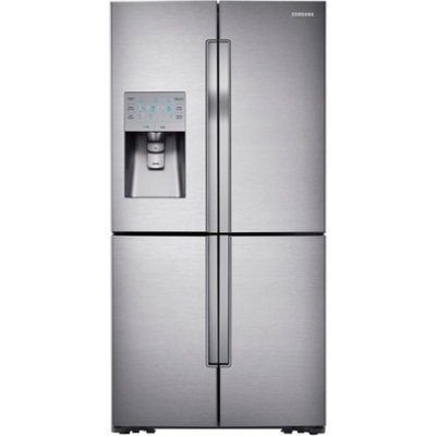 Samsung 32 cu. ft. French Door Refrigerator RF32FMQDBSR