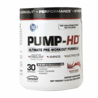 Bpi Sports BPI Sports - Pump-HD Pre-Workout Muscle Builder Black Cherry - 30 Servings - 11.64 oz.