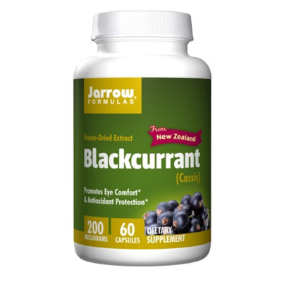 Jarrow Formulas Black Currant Freeze-Dried Extract