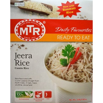 MTR Jeera Rice, 10-Count, 8.8-Ounce Boxes (Pack of 2)