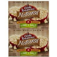 Orville Redenbacher's Natural Lime & Salt Popcorn Mini Bags