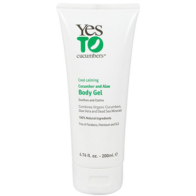 Yes To Cucumbers Cool Calming Cucumber & Aloe Body Gel