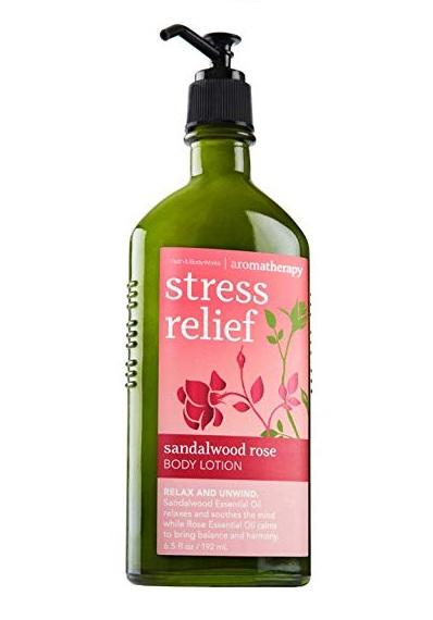 Bath & Body Works® Aromatherapy Sandalwood Rose Nourishing Relax Body Lotion
