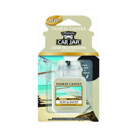 Yankee Car Air Freshener Sun And Sand
