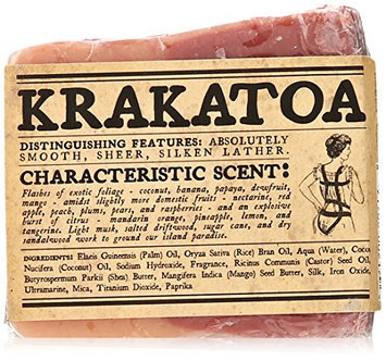 Villainess Krakatoa Body Soap