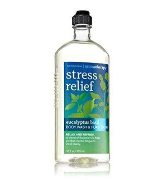 Bath & Body Works® Aromatherapy Stress Relief Eucalyptus Basil Body Wash