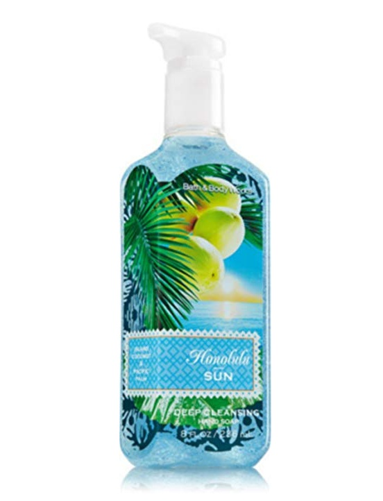 Bath & Body Works® HONOLULU SUN Deep Cleansing Hand Soap