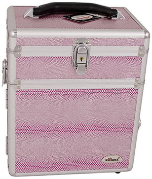 Craft Accents Jewelry and Makeup Case