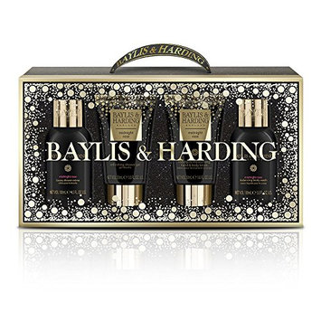 Baylis and Harding Midnight Rose Bathing Essentials Collection
