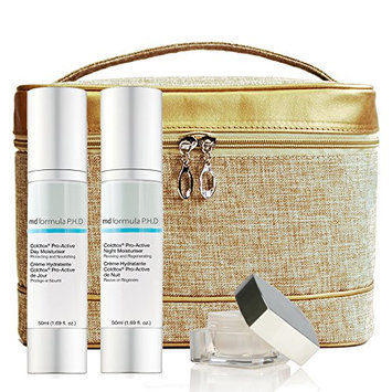 MD Formula P.H.D Coldtox Pro-active Bag Set Day Moisturiser