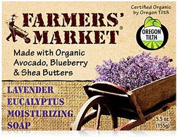 Farmers' Market Organic Moisturizing Soap