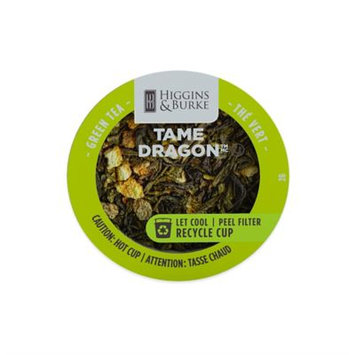 Higgins & Burke Tame Dragon Green Tea, Single Serve RealCup (48 ct.)
