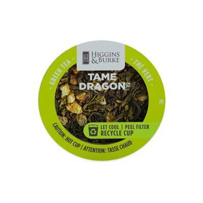 Higgins & Burke Tame Dragon Green Tea, Single Serve RealCup (48 ct.)