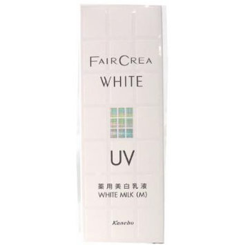 Kanebo By Kanebo - Faircrea White - Uv White Milk (M)--/3.4oz