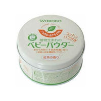 SHIKKA Roll Natural 120g baby skin care powder by WAKOUDOU