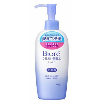 Bioré Uruoi Jyaku-sansui Shittori Acescence-water Toner