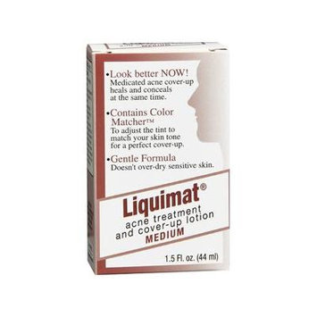 Pack of 3 EACH LIQUIMAT LOTION MEDIUM 1.5OZ PT#947310... [Health and Beauty]