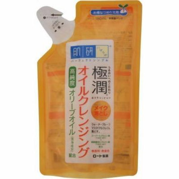Roto Hada Labo Gokujun , Facial Cleansers , Oil Cleansing Refill 180ml