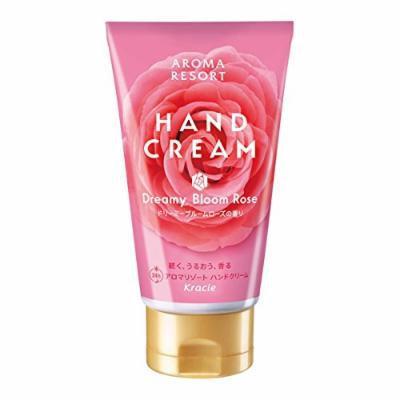 Kracie Aroma Resort Hand Cream Dreamy Bloom Rose