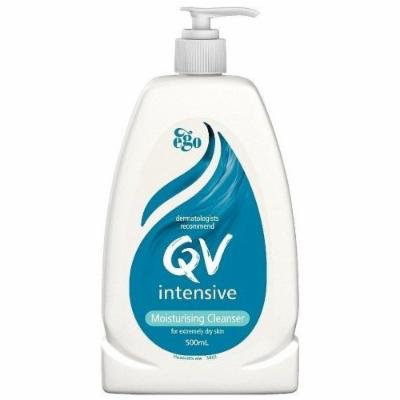 Ego Qv Intensive Body Moisturising Cleanser 500Ml