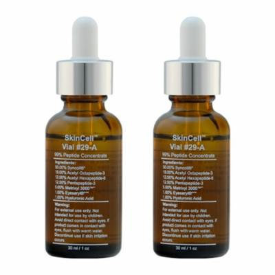 Skincell Vial #29-A 2pack - Anti Aging Serum - Best Anti Aging Serum of 2014 - Anti Wrinkle Products That Really Work
