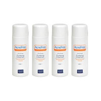 Acnefree Oil Free Purifying Cleanser (Step 1) Value Pack 4 X 4 Oz = 16 Oz