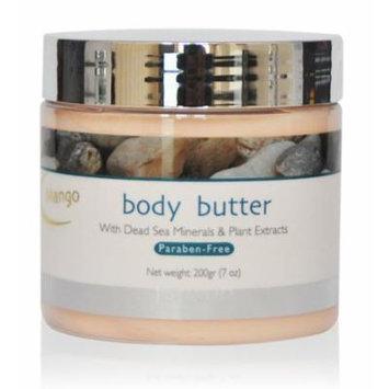 Jericho Dead Sea Body Butter 200g 7oz (Mango)