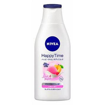 NIVEA Happy Time Body Milk Sweet Happy